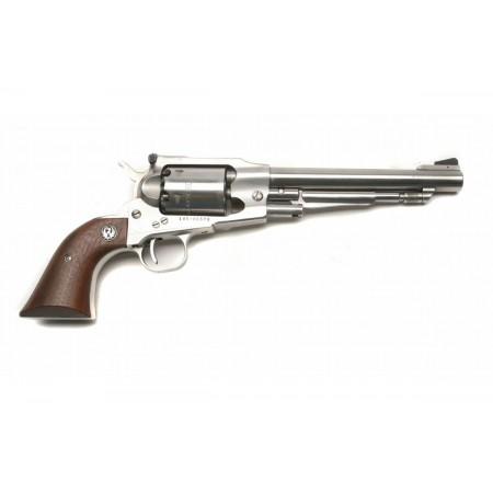 Old Revolver Gun